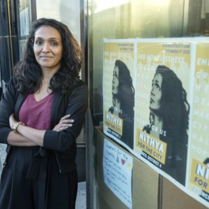 Angry voters, higher turnout, Hollywood money: How Nithya Raman gained an edge in L.A.